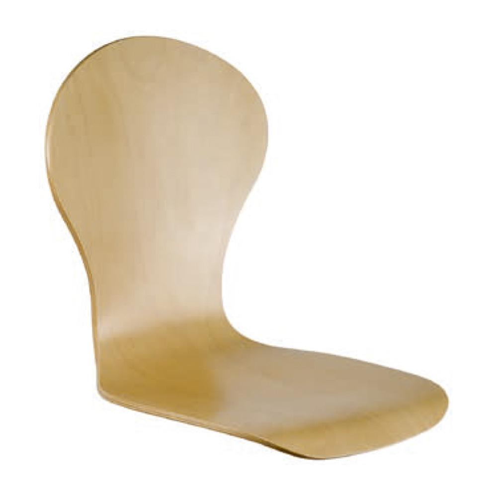 Sitzschalen Holzschalenstuhl