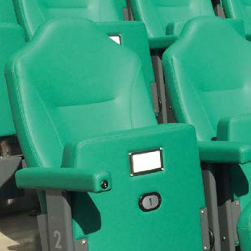 Stoffe Stadionsitze