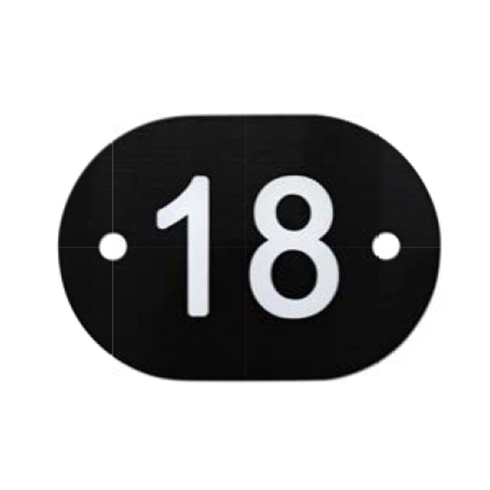 Stadionstuhl Nummerierung